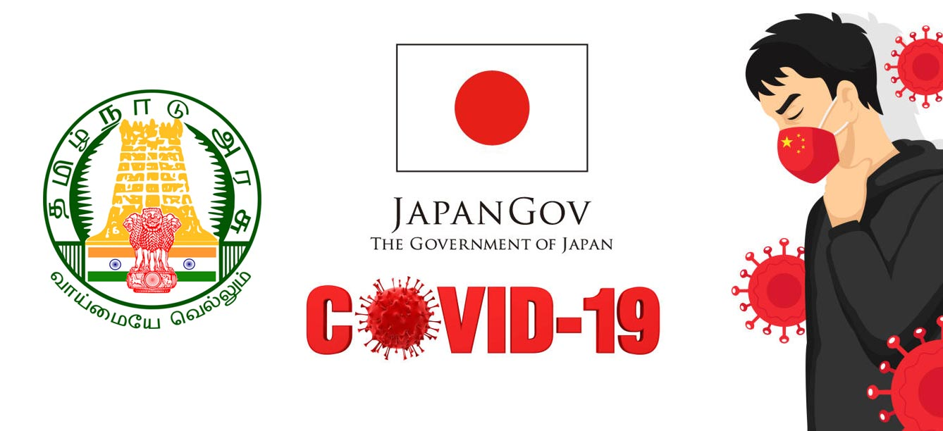 Tamil Nadu Government Vs Japan Government Responses To COVID-19